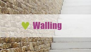 garden landscape services - walling
