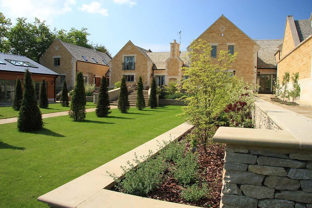 Cheltenham Large Walled Garden