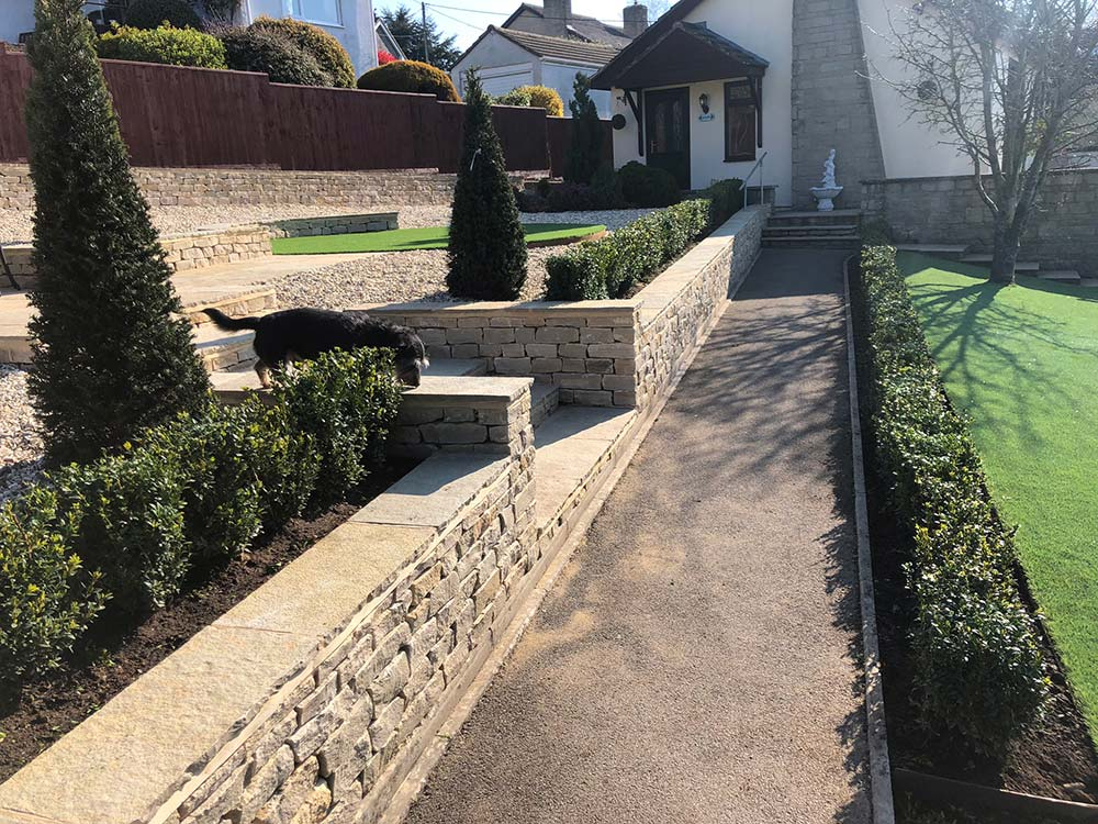 Nailsworth Low Maintenance Garden